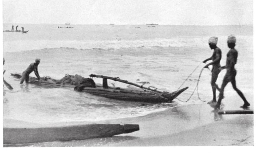 hornell fishing catamaran