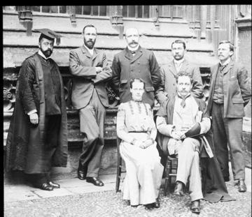 Mackinder at Oxford