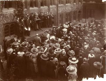 opening of rhodes building