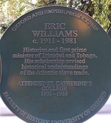 williams plaque