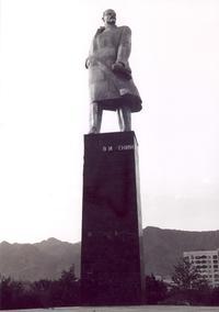 Lenin, Khujand (Leninabad), Tajikistan